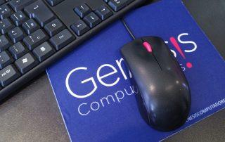 Mouse - Foto: Genesis Computadores